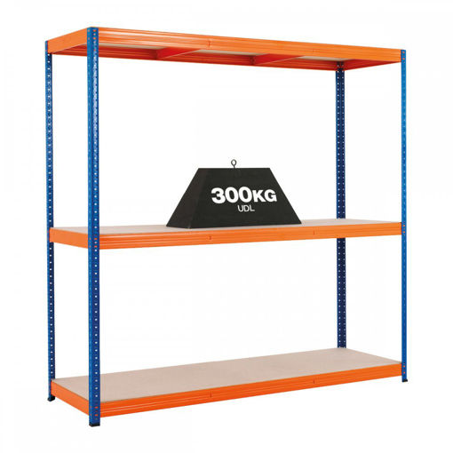 Picture of Industrial Shelving Units 300Kg