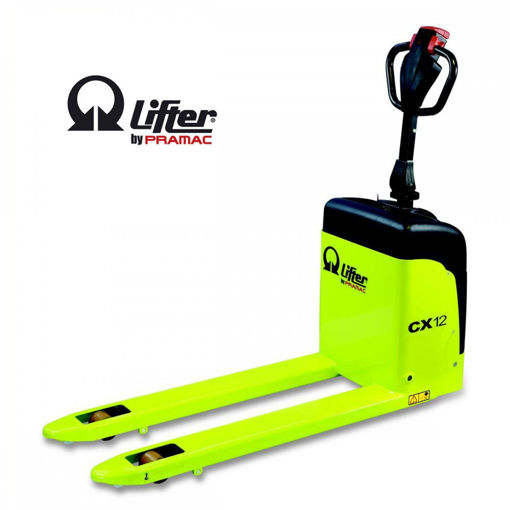 Picture of Pramac Cx Series Electric Pallet Trucks With Traction Battery