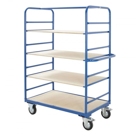 Picture of Heavy Duty Platform Shelf Trolley