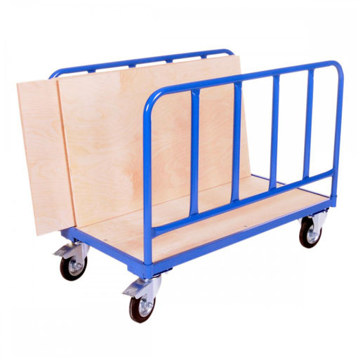 Picture of Heavy Duty Platform Trolley With 2 Sides