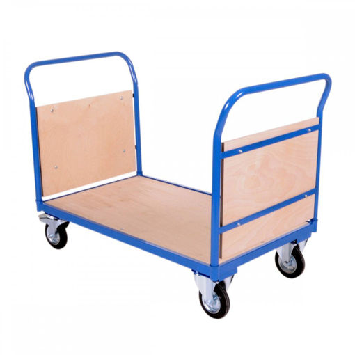 Picture of Heavy Duty Double Ended Platform Trolley
