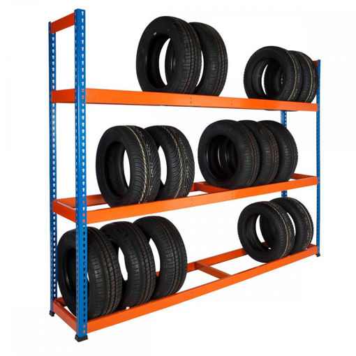 Picture of Speedy 1 Tyre Racking