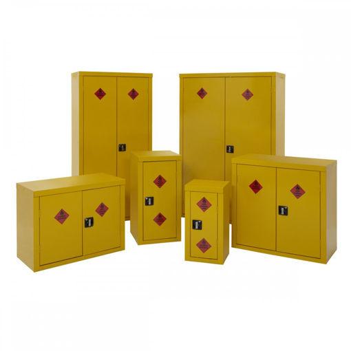 Picture of Hazardous Storage Cabinets
