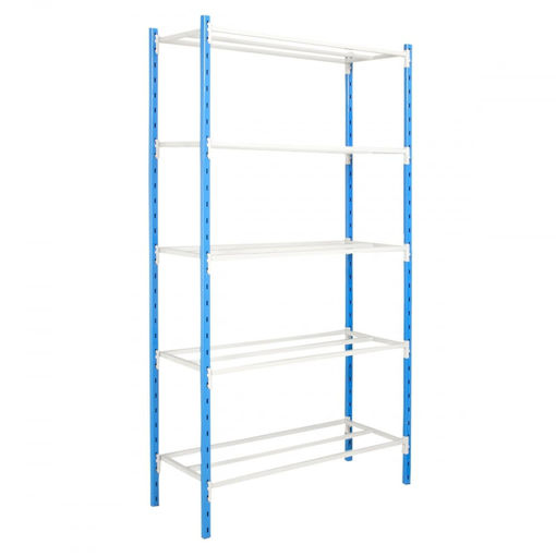 Picture of Medium Duty Tubular Shelving Starter Bays