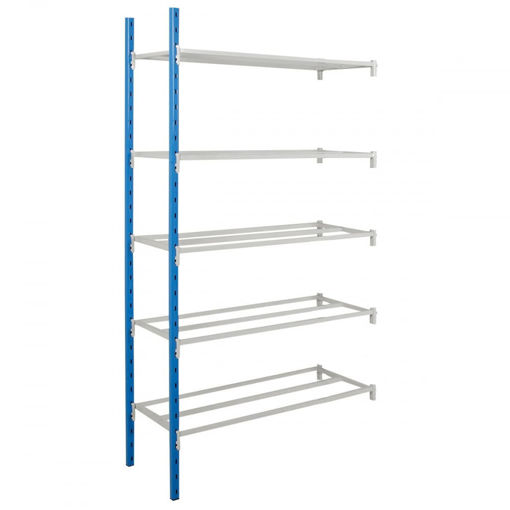 Picture of Medium Duty Tubular Shelving Extension Bays