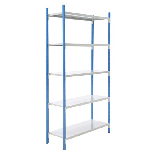 Picture of Medium Duty Speedy Build Steel Shelving Starter Bays