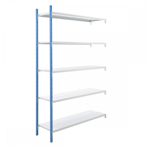 Picture of Medium Duty Speedy Build Steel Shelving Extension Bays