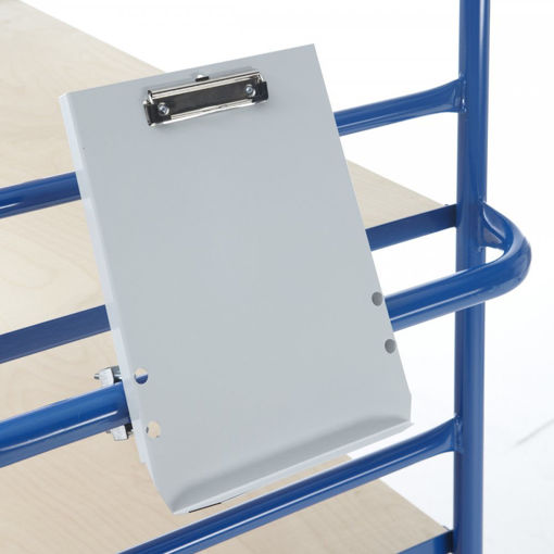 Picture of Clipboard With Trolley Handle Clamp