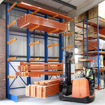 Picture of Heavy Duty Single Sided Cantilever Racking Extension Bays