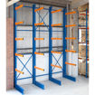 Picture of Heavy Duty Double Sided Cantilever Racking Starter Bays