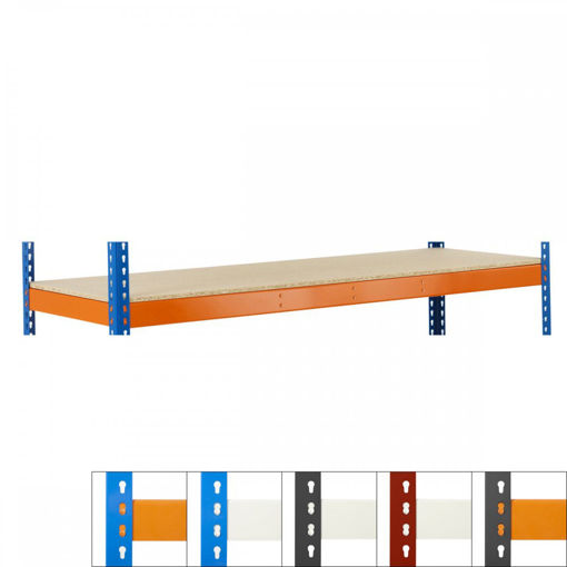 Picture of Speedy 1 Super Heavy Duty Shelving Extra Shelf Levels