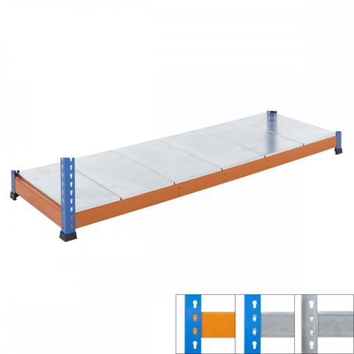 Picture of Speedy 1 Heavy Duty Shelving Galvanised Extra Shelf Levels