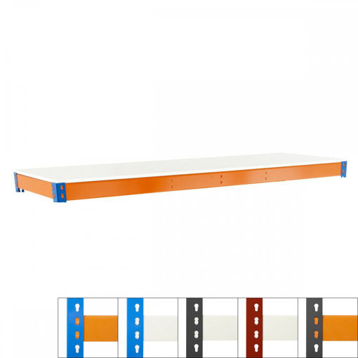 Picture of Speedy 1 Super Heavy Duty Shelving Melamine Extra Shelf Levels