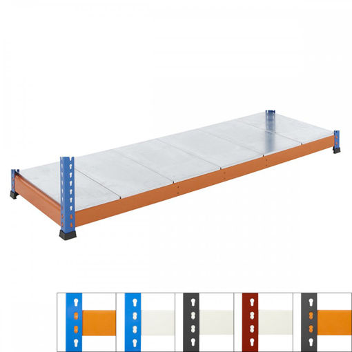 Picture of Speedy 1 Super Heavy Duty Shelving Galvanised Steel Extra Shelf Levels