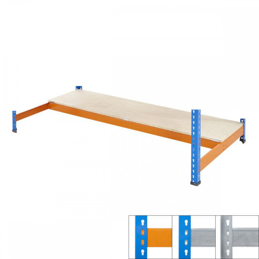Picture of Speedy 1 Heavy Duty Shelving Extra Half Shelf Level
