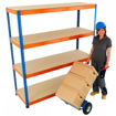 Picture of Speedy 1 Heavy Duty Shelving 4 Level
