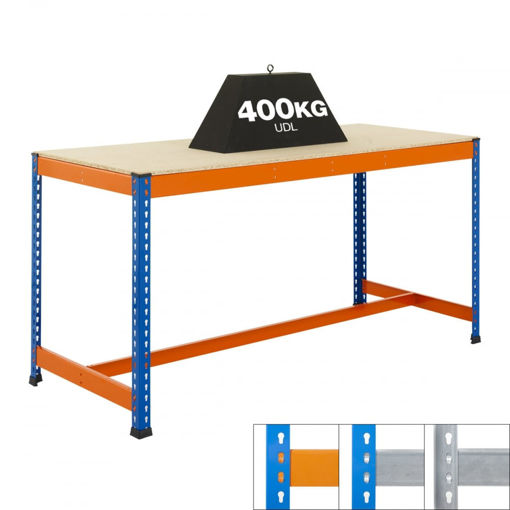 Picture of Speedy 1 Heavy Duty T-Bar Workbenches