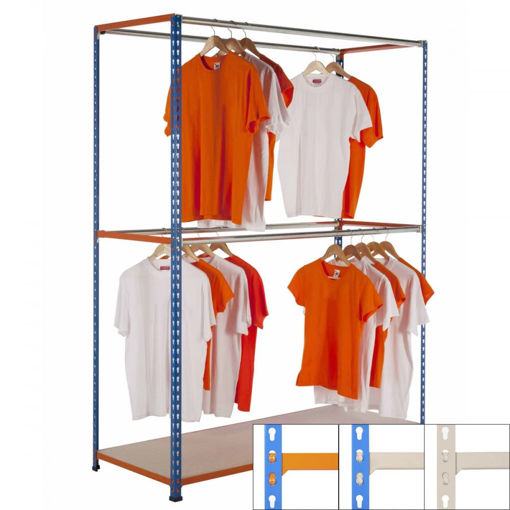 Picture of Speedy 2 Heavy Duty Garment Racking