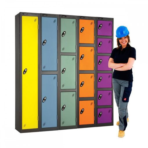 Picture of Standard Lockers Autumn Colours