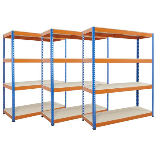 Picture of Super Saver - 3X Speedy 1 Heavy Duty Shelving