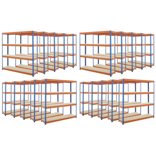 Picture of Super Saver - 20X Speedy 1 Heavy Duty Shelving