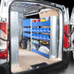 Picture of Van Shelving Wheel Arch Kits 970Mm Wide
