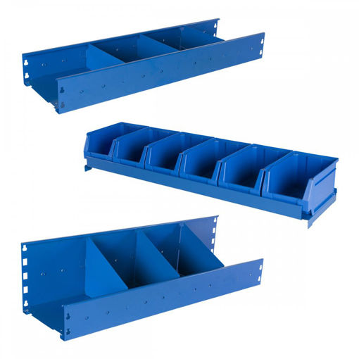 Picture of Van Shelving Components