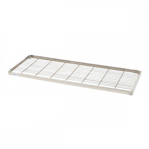 Picture of Stainless Steel Wire Kitchen Shelving Extra Levels