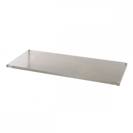 Picture of Stainless Steel Solid Kitchen Shelving Extra Levels