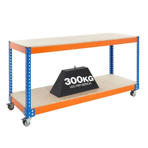 Picture of Speedy 1 Heavy Duty Mobile Workbenches