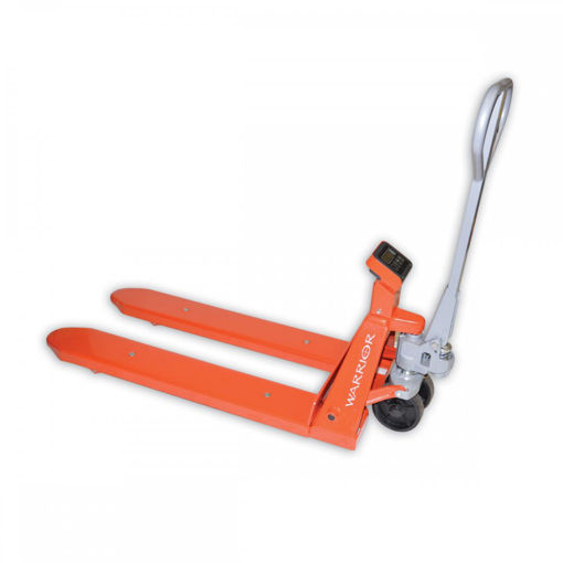 Picture of Weighing Pallet Trucks With Printer