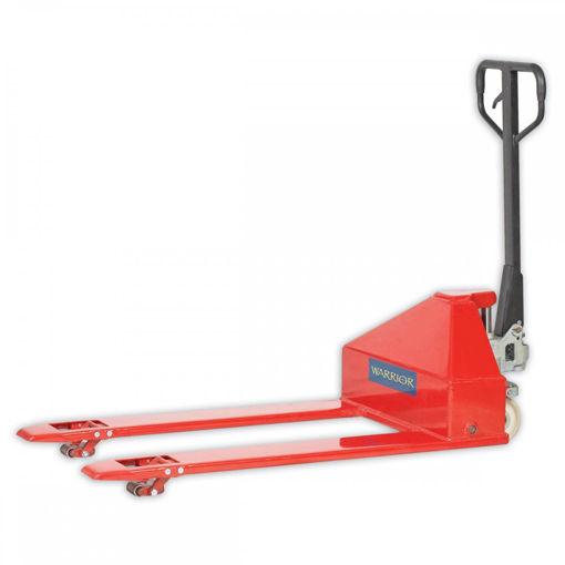 Picture of Extra Wide Pallet Trucks