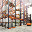 Picture of Small Business Pallet Racking Super Saver - 1X Starter Bay & 1X Extension Bay