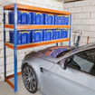 Picture of Garage Heavy Duty Space-Saver Storage Unit With Really Useful Boxes