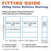 Picture of Super Saver - 4X Garage Shelving & Workbench Storage Kits