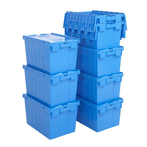 Picture of Premium Euro Container With Attached Lid Super Saver