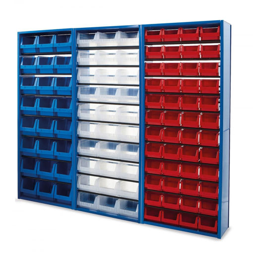 Picture of Value Parts Bins Cupboards - 2000Mm High