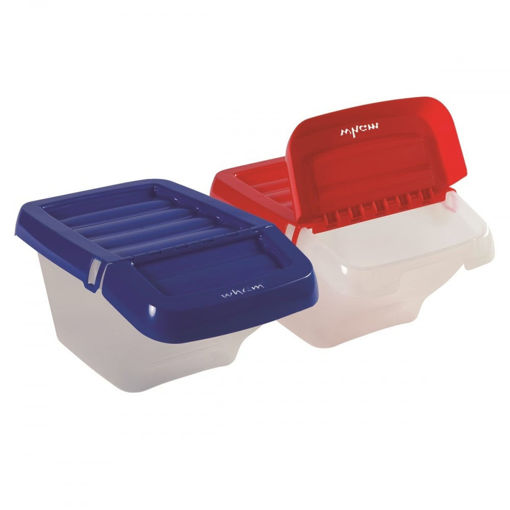 Picture of Storage Bins With Hinged Lids