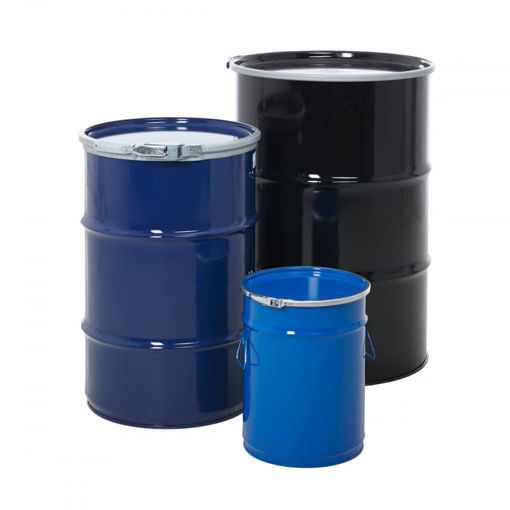 Picture of Open Top Steel Drums