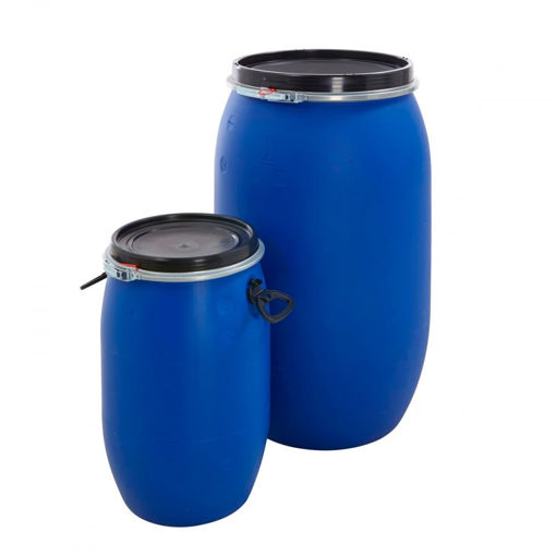 Picture of Open Top Plastic Drums