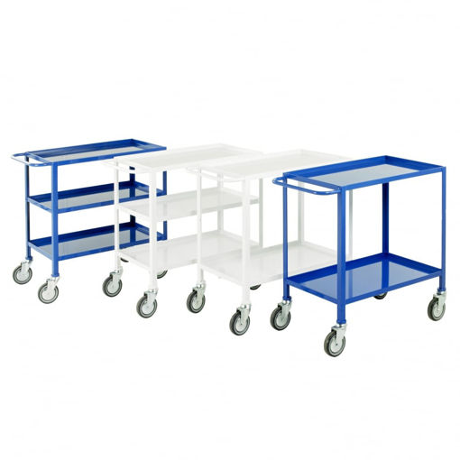 Picture of Steel Value Tray Trolleys