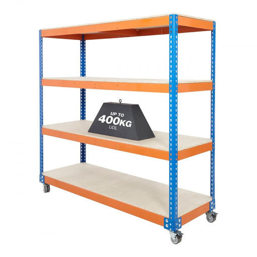 Picture of Speedy 1 Mobile Shelving