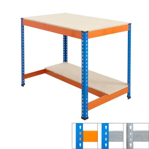Picture of Speedy 1 Half Shelf Workbench
