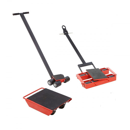 Picture of Steerable Machine Moving Skates