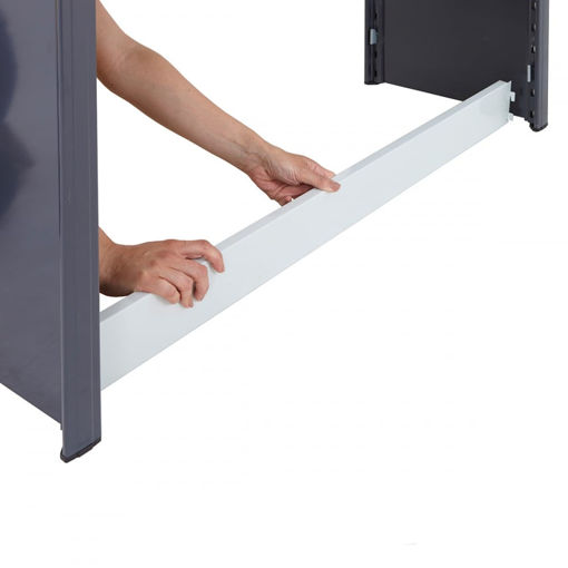 Picture of Modular Office Shelving Base Plinth