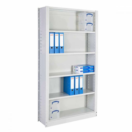 Picture of Boltless Office Shelving Starter Bay