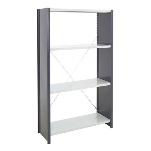 Picture of Modular Office Shelving Starter Bays