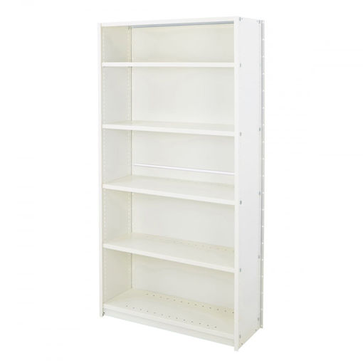Picture of Office Shelving System Closed Back Starter Bays