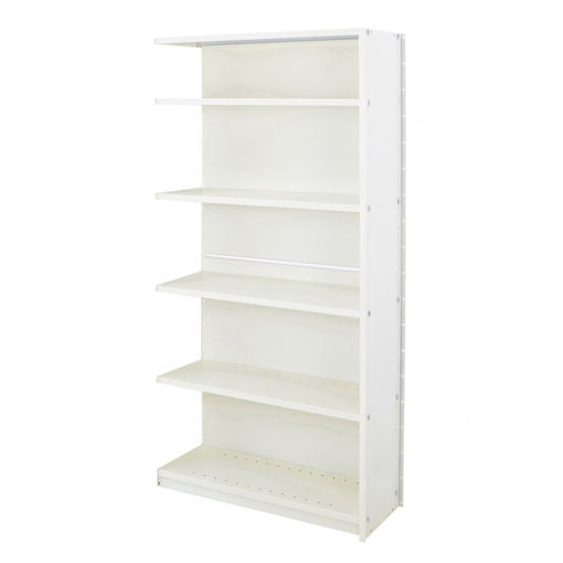 Picture of Office Shelving System Closed Back Extension Bays