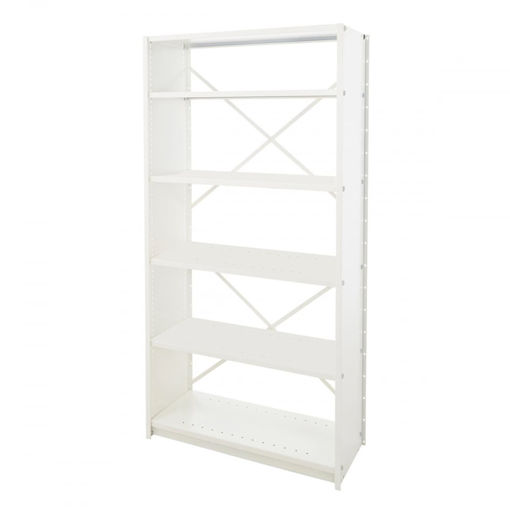 Picture of Office Shelving System Open Back Starter Bays